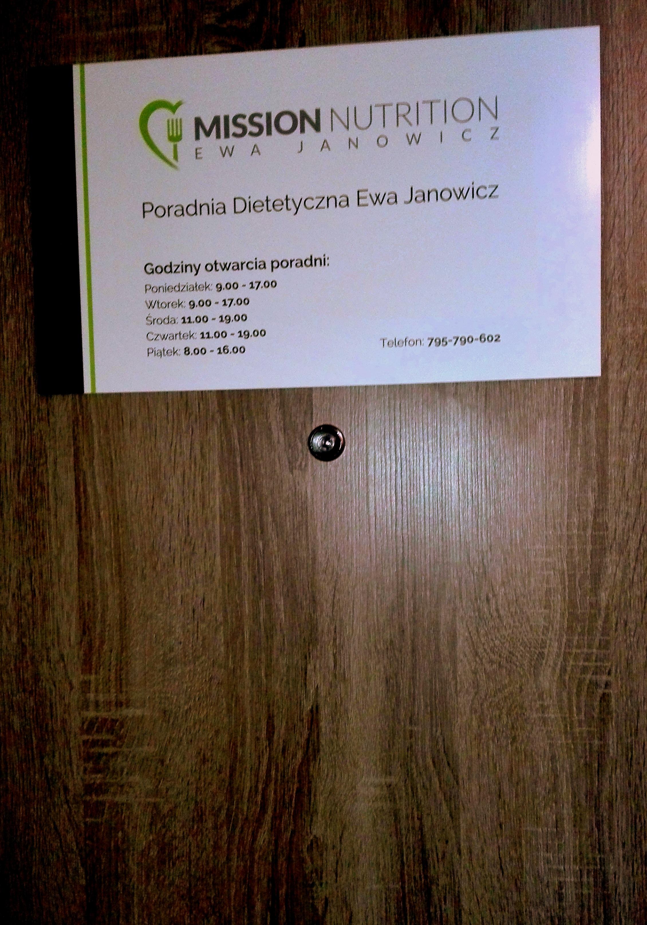 gabinet dietetyczny szczecinek